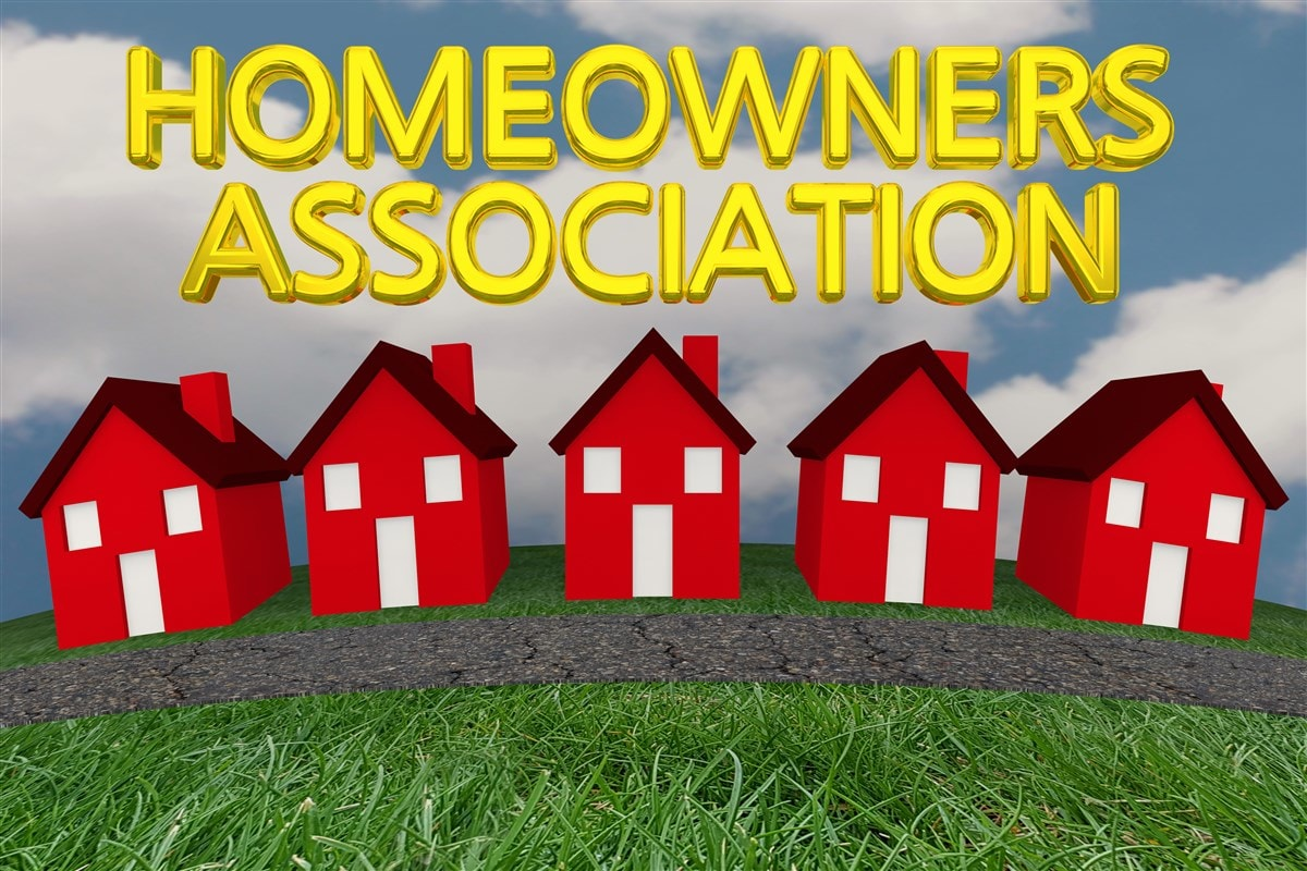 BUILDING A NEW HOME IN AN HOA COMMUNITY